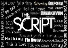 The Script - Lyrics