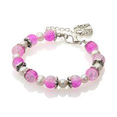 PandaHall Jewelry—Acrylic Beaded Bracelets with... | PandaHall Beads Jewelry Blog