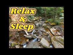 Relaxing Music with Water Flowing - Stress Relief Background Instrumental to Sleep - Zen Ambient Sounds