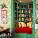 Turn an Underused Closet into an Adorable Reading Nook!