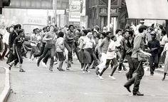 Brixton Riots 1985
