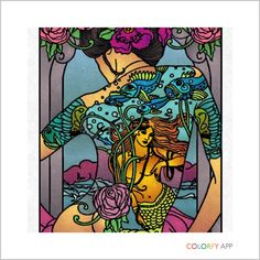 Colorfy custom palette