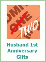 Wedding Anniversary Gift Ideas on Pinterest 1st Anniversary Gifts ...