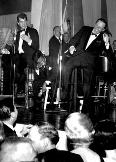 Dean, Sammy and Frank / AS1966