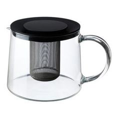 RIKLIG Teapot - modern - coffee makers and tea kettles - IKEA