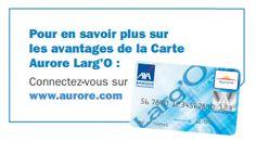 La cartefidem est aussi la carte visa aurorebut http carte - Carte aurore en ligne ...
