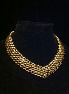 Carved Most Curiously #Chainmaille                                                                                                                                                      More