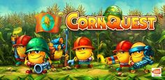 Corn Quest v1.0.0 - Frenzy ANDROID - games and aplications