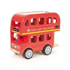 INJ Bernies Number Bus