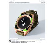 Gewinnt eine Upcycling-Uhr von Vucker Skateboards! Auf der Facebook-Seite von Vucker Skateboardskönnt ihr noch bis...