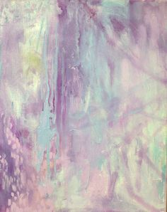 Dream in Radiant Orchid by annie flynn