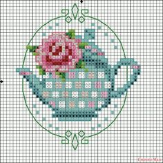 """схема к мешочку [   """"Instagram photo by My Handcrafts♥Pinterest Alıntı • May 2016 at UTC"""",   """"See this Instagram photo by @mercanigne • 209 likes"""",   """"Blue teapot with a rose cross stitch pattern"""",   """"pretty teapot, with matching teacup..."""",   """"cobectb.gallery.ru watch?ph&"""",   """"Crossstitch"""",   """"Read at :"""",   """"theepotje"""",   """"Tea Pot"""" ] #<br/> # #Tea #Cross #Stitch #Pattern,<br/> # #Xstitch #Little #Pattern,<br/> # #Cross #Stitch #Teacup,<br/> # #Stitch #Teapot,<br/> # #Rose #Cross…"""