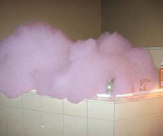 pink, bubbles, and bath image Half Elf, Kali Uchis, Everything Pink, Pink Aesthetic, Up Girl, Pastel Pink, Lilac, Pastel Grunge, Purple Haze