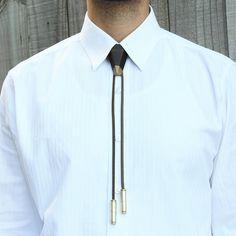 VITAE  Lingum Vitae Wood Bolo Tie by StudioArno on Etsy, $88.00