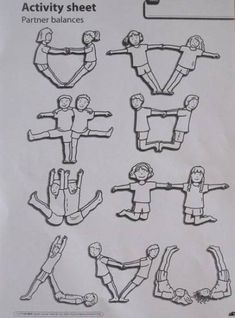 21+ Ideas For Yoga Poses For Kids Partner #yoga Yoga Poses For Two, Kids Yoga Poses, Yoga For Kids, Exercise For Kids, Physical Education Activities, Pe Activities, Gross Motor Activities, Health Education, Partner Yoga