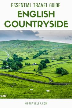 The ultimate guide to England's countryside, including stops in Yorkshire, Dorset, Norwich and more. Best of travel in the United Kingdom. | Blog by HipTraveler: Bookable Travel Stories from the World's Top Travelers