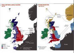 Anglo Saxon and Viking Migrations. Mystery of History Volume 2, Lesson 39 #MOHII39