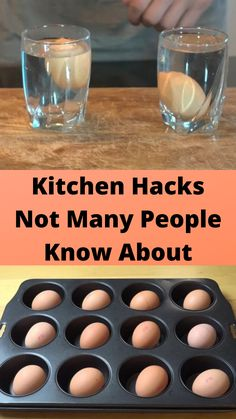 #Kitchen #Hacks Not Many People #Know About