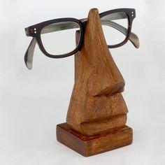 Nose Eyeglass Holder
