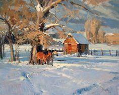 Western Winter John Poon