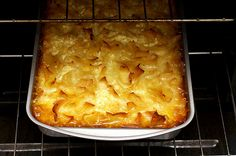 A kugel is a baked pudding or casserole, similar to a pie, most commonly made from egg noodles or potatoes. Sweet or savory, potato or noodle they are a wonderful side dish. Passover Recipes, Jewish Recipes, Hanukkah Recipes, Hanukkah Food, German Recipes, Hannukah, Thanksgiving Recipes, Kosher Recipes, Cooking Recipes