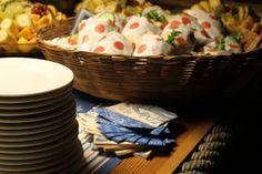 Aamiaistarjoilu purjealukselle Silakkamarkkinoilla