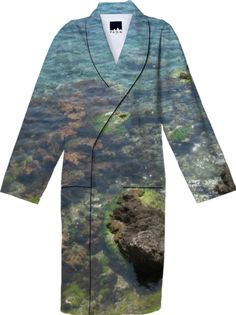 Adriatic Sea Robe from Print All Over Me