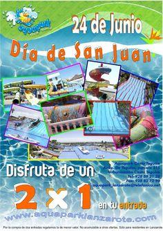 AquaPark Costa Teguise | Canarias Free