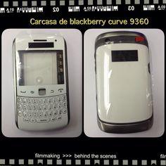 Carcasa de blackberry 9360