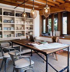 Espaço Office - Estilo nórdico 50 Most Beautiful Nordic-Style Workspaces