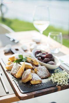 Drauradwegwirte Restaurant, Feta, Dairy, Cheese, Hiking, Viajes, Tips, Food Food, Diner Restaurant