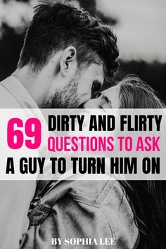 loved these dirty questions to ask a guy... and my mans did too hahah definitely great questions to ask your boyfriend! Winter Date Ideas, Questions To Ask Your Boyfriend, Turn Him On, Romantic Men, Teen Dating, Before Marriage, Boyfriend Humor, Your Man, Couple Shoot