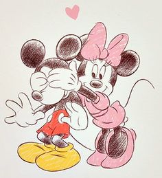Disney's Mickey & Minnie:)