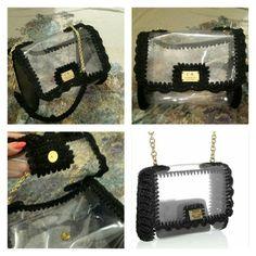 Riproduzione Dolce e Gabbana crochet  uncinetto Fb page Handmade crochet