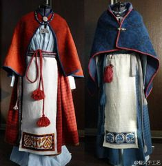 Crafts Revival: Nordic costumes Savelyeva Ekaterina - microblogging selected - microblogging Taiwan stands