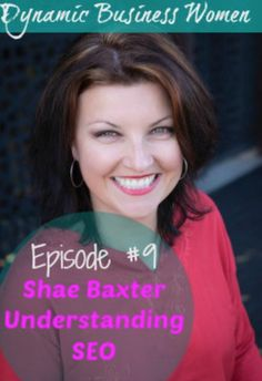 Episode #9 Shae Baxter – Understanding SEO for Websites Show Notes:  What exactly is SEO and Keywords How do you know what potential customers are typing into Google? Is SEO complicated Things that Google doesn't like you doing when it come to SEO Creating content that keeps Google happy What you need to know about SEO SEO common mistakes How to write blog posts that capture Googles attention Business mindsets What does the future hold for Shae
