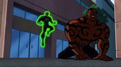 Hal Jordan in BM Brave and the Bold