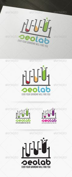 Seo Lab Logo  #GraphicRiver        About the Seo Lab Logo Template:  Seo Lab logo template is a professional and unique logo template for various business purposes. You can use the logo seo and research related companies.   Resizable and fully editable. Spice up your brand with this professional logo template!  What's in the download?   A unique, fully editable and resizable vector logo.  Editable text using free fonts  Color and Greyscale variations  Black and white version  Illustrator…