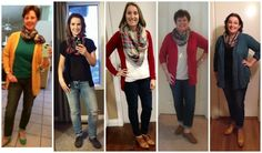 The second week of outfits in the Fall Style Me Pretty Challenge is coming to a close today. We're having so much fun mixing and matching the pieces in this challenge. Many of the women have comm...