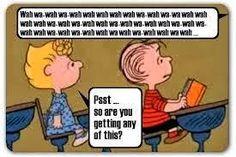 peanuts listening hear