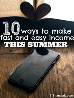 Making extra money during the summer can be very rewarding as well as exciting if it's the right job. Whether you need the extra money to pay off debt, save up for a new car, or for no reason whatsoever.