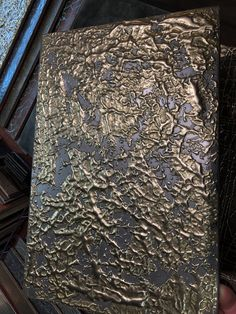 Liquid metal, Walls4Naples Kitchen Wallpaper Accent Wall, Wonderwall, Fireplace Design, Mural Art, Texture Art, Wall Sculptures, Textured Walls, Metal Walls, Liquid Metal