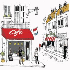 ina garten's favorite places in Paris
