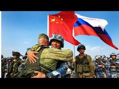 RUSSIA POINTS MISSILE AT CHINA WHILE HOLDING MILITARY EXERCISES WITH BEI...