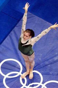 Australia's Lisa Skinner at the 2000 Olympics.