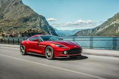 Topic: Aston Martin unveils limited edition Vanquish Zagato | car fanatics