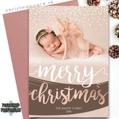 family christmas card holiday card cheap christmas cards 6 custom color - Cheap Christmas Photo Cards