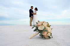 Blue Mountain Beach, Florida destination beach wedding