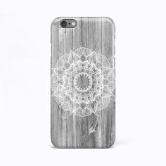 Floral Mandala Hard Case Cover For Apple iPhone 4 4S 5 5S 5c SE 6 6S 7 Plus #Apple