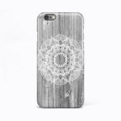 Floral Mandala Hard Case Cover For Apple iPhone 4 4S 5 5S 5c SE 6 6S 7 Plus #Apple